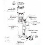 Протеин скимер RS-4004