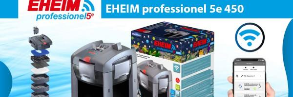 EHEIM professionel 5e - professional series of external filters of intelligent generation