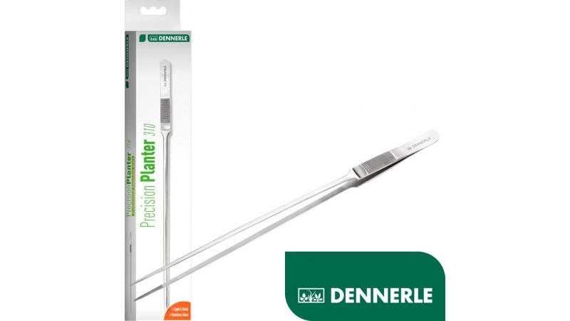 Пинсета Dennerle Plant tweezers