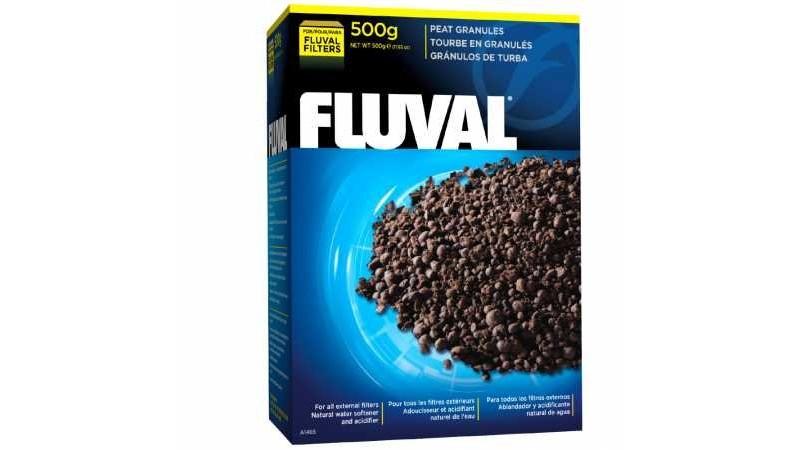 Торфени гранули Fluval Peat