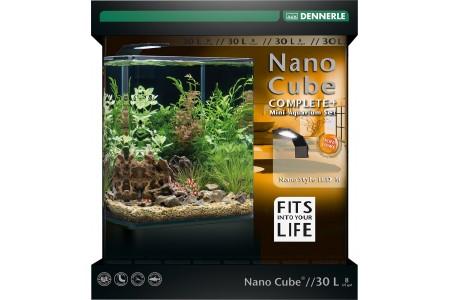 Aквариум Dennerle Nano Cube Complete+  30л