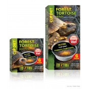 Terraristic food and additives