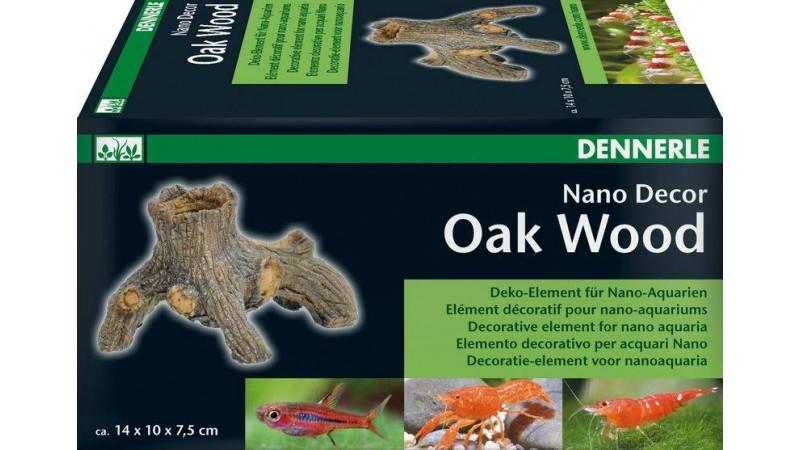 Dennerle Nano Decor Oak Wood