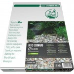 Dennerle Natural gravel Plantahunter Rio Xingu MIX 2-­22мм 5кг