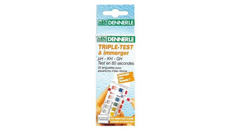 Dennerle Triple dip test pH/GH/KH