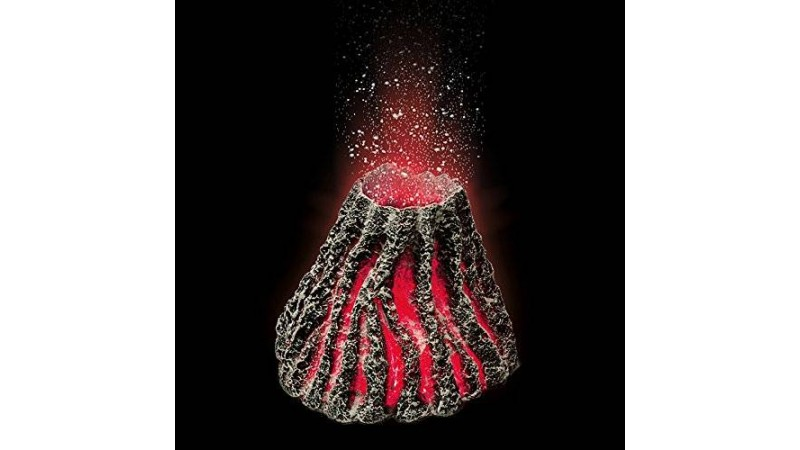 Hydor H2SHOW KIT BROWN VOLCANO - RED LIGHT EU
