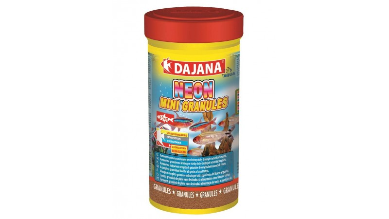 Dajana Pet Neon Mini Granules