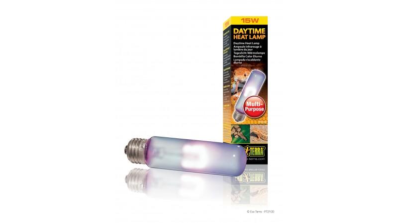 Daytime heat lamp - T10 15W/25W