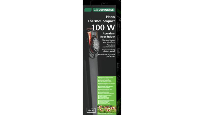 Нагревател Dennerle Nano Thermo Compact  100W