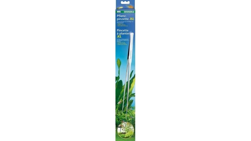 Пинсета Dennerle Plant tweezers XL