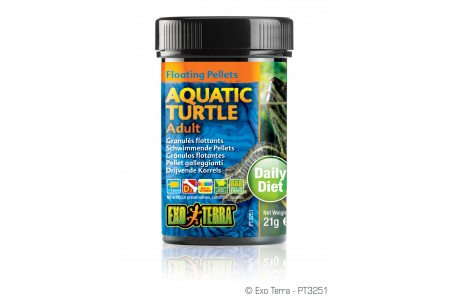 Exo Terra Aquatic Turtle Adult food - храна за костенурки
