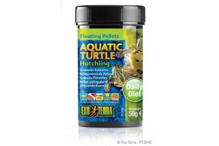 Exo Terra Aquatic Turtle Hatchling храна за водни костенурки