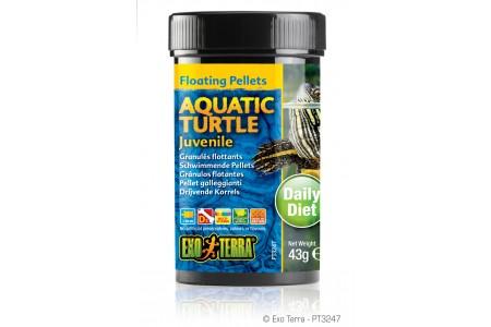 Exo Terra Aquatic Turtle Juvenile food