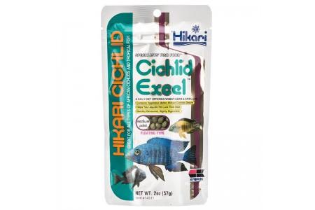 Hikari Cichlid Excel Medium 57гр