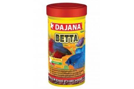 Храна на люспи за Бети Dajana Pet Betta