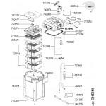 Външен филтър EHEIM Professional 3e 450
