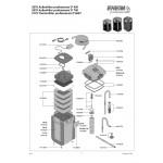EHEIM professionel 5e 450 външен филтър