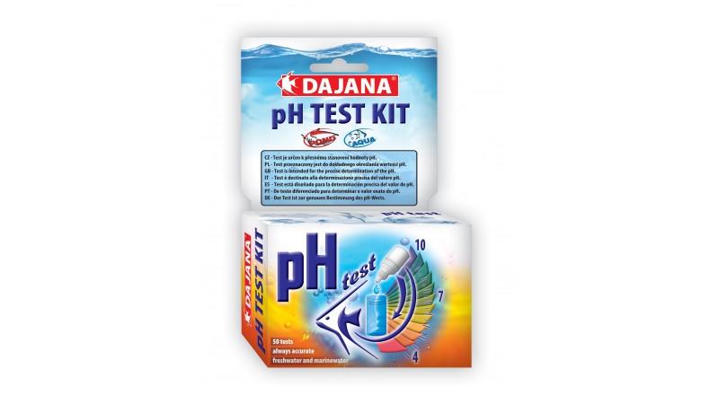 Dajana Pet pH Tест Кит
