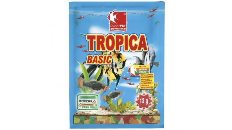 Dajana Pet Tropica Basic