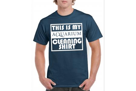 Тениска This is my aquarium cleaning shirt