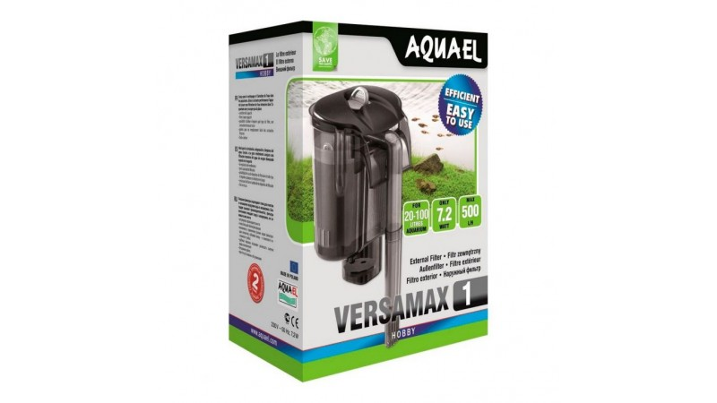 Окачен филтър Aquael FILTER VERSAMAX FZN 1