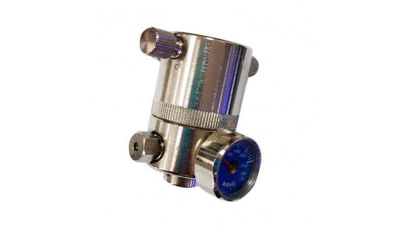 Aquili CO2 Редуцир с един манометър