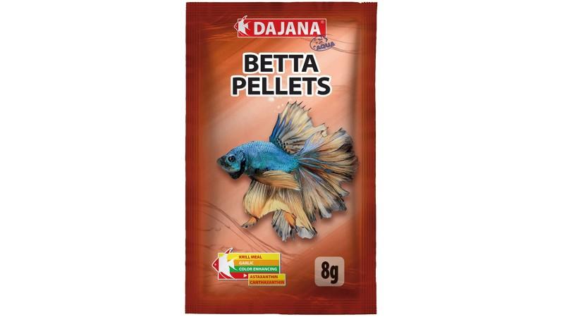 Dajana Pet Betta pellets