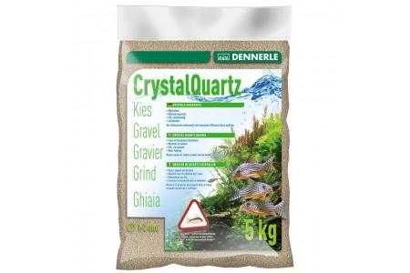 Грунд за дъно Dennerle gravel natural white 1-2mm 5kg