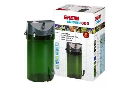 Външен филтър EHEIM Classic 600