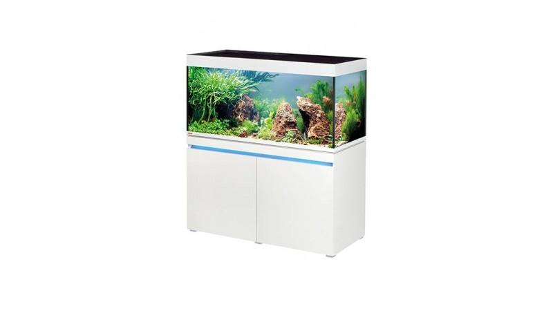 Aquarium with a stand EHEIM Incpiria 430