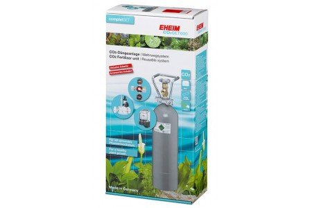 Reusable CO2 system EHEIM CO2-SET600