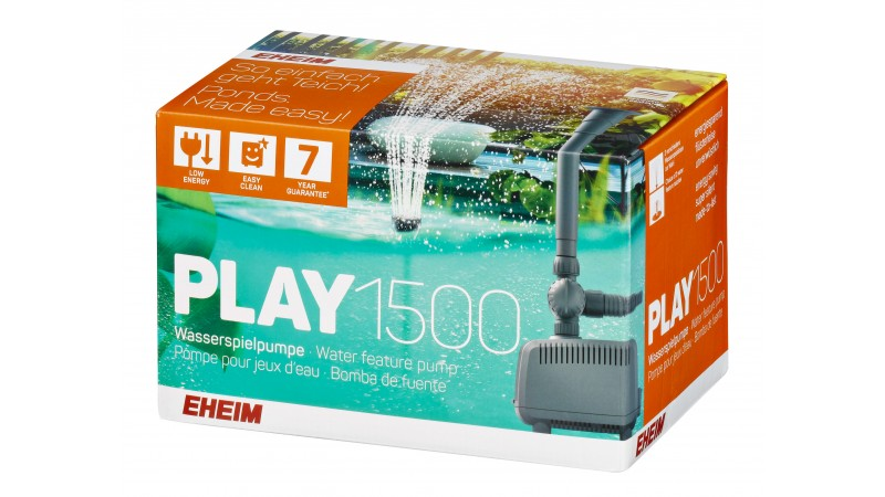 Water feature pumps Eheim PLAY1500