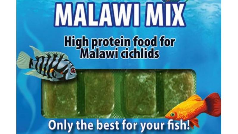 Замразена храна Ruto Malawi Mix 100 g