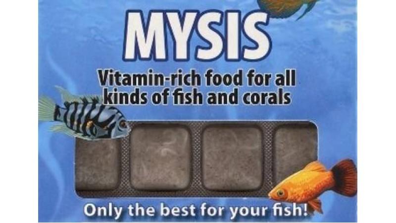 Frozen food Ruto Mysis 100 g