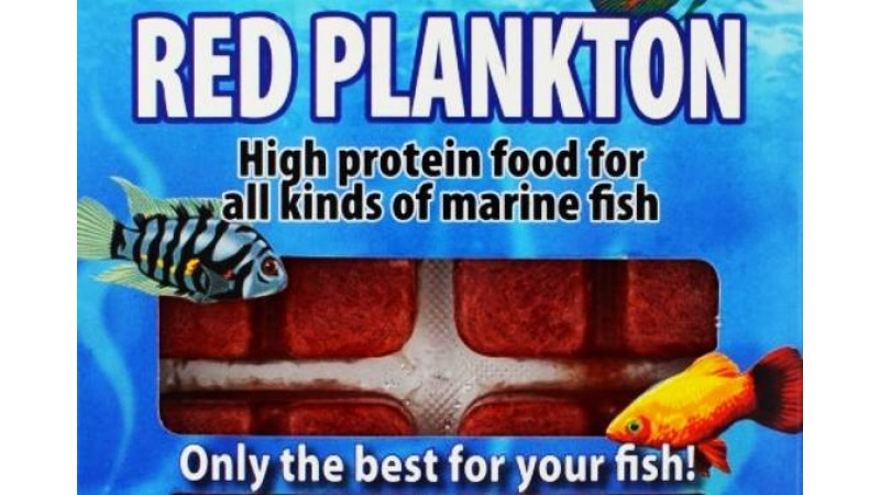 Замразена храна Ruto Red Plankton 100 g