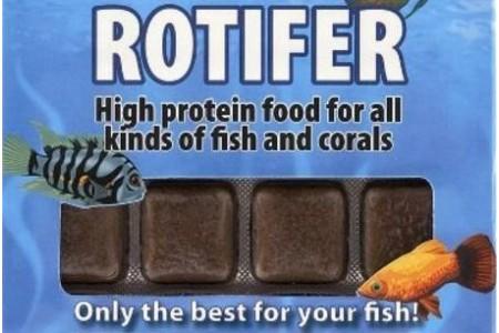 Замразен храна Ruto Rotifer 100 gr