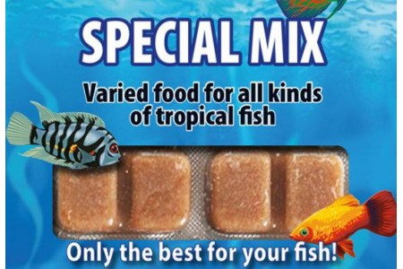 Frozen food Ruto Special Mix 100 g