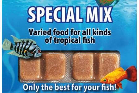 Замразена храна Ruto Special mix 100 g