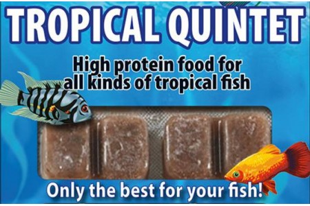 Замразена храна Ruto Tropical Quintet  100 g
