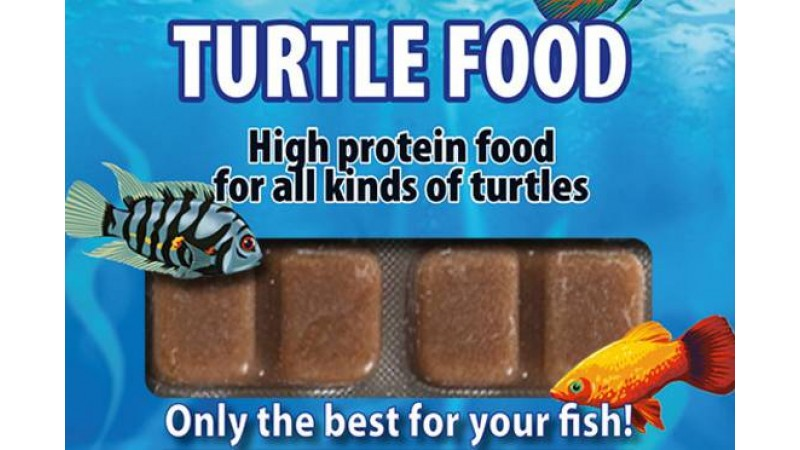 Замразена храна Ruto Turtle food 100 g