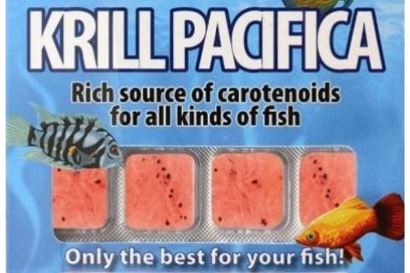 Замразена храна Ruto Krill Pacifica 100 g / 24 blisters
