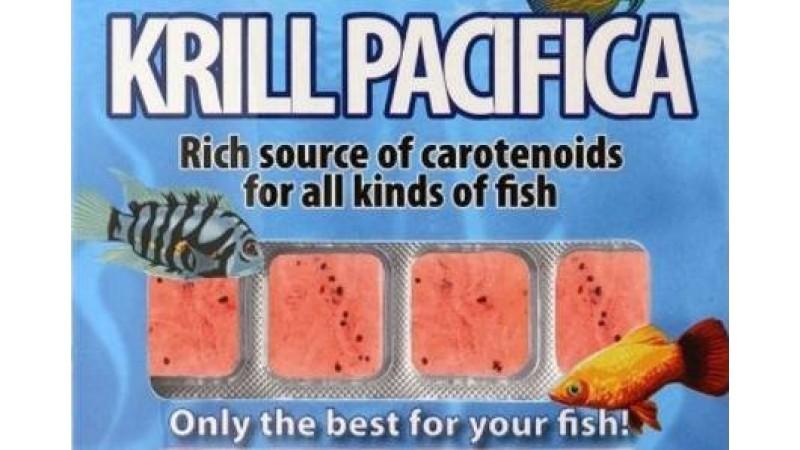 Замразена храна Ruto Krill Pacifica 100 g / 24 blisters