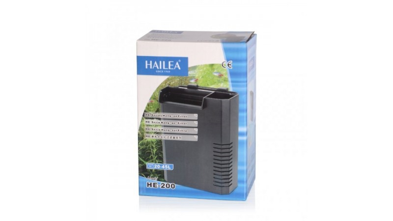 Hailea HЕ 200 Hang On Filter