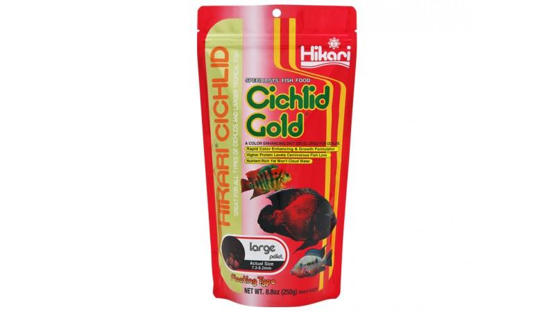 Hikari Cichlid Gold L 250 гр.