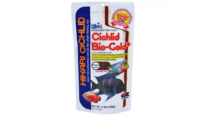 Hikari Cichlid Bio-Gold S 57 гр.