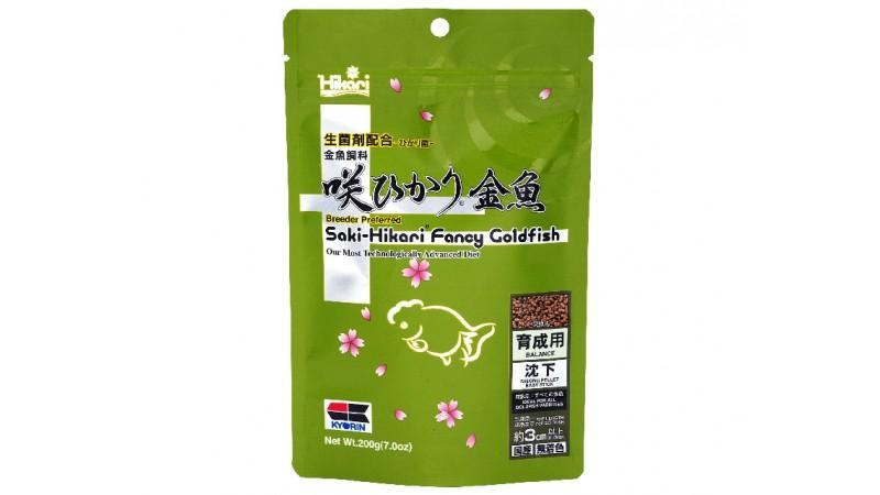 Hikari Saki Fancy Goldfish Balance 200 g.