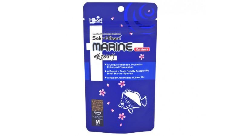 Hikari SAKI Marine Carnivore Sinking M 40 гр.