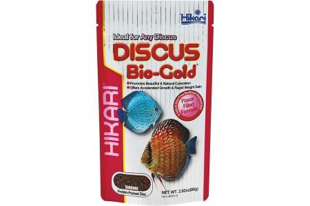 Hikari Discus Bio Gold 80gr.