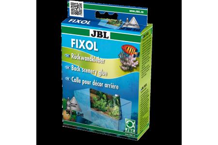 JBL FIXOL-лепило за фон на акварим
