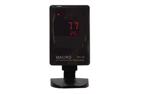 Macro Aqua pH controller with Temp display